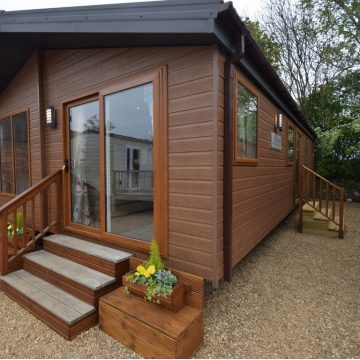 Sunrise Lodge II - BS3632 Mobile Annexe Home