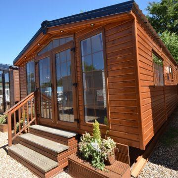 Sunrise Lodge Timber Mobile Home