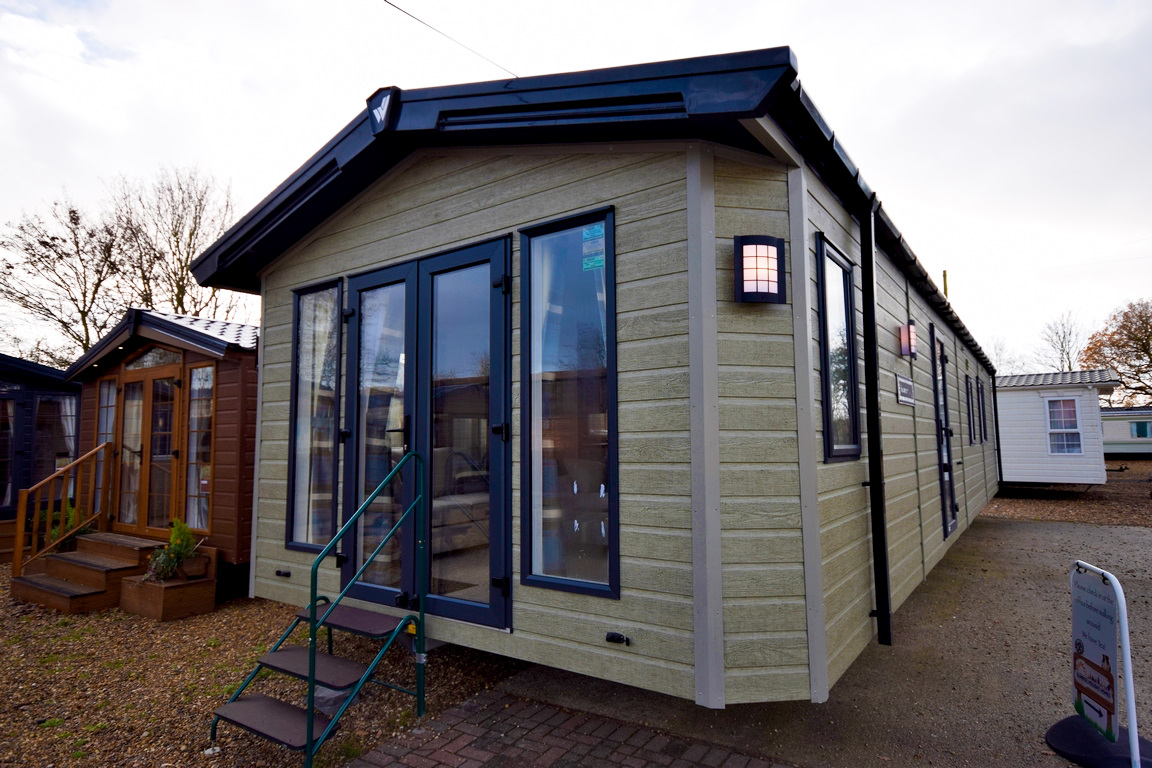 Sunrise Lodge Sheraton Elite Willerby mobile Home