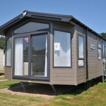 Willerby Aspen Lodge from Sunrise Lodge