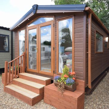 The Sunrise Lodge Garden Annexe Exterior