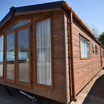Sunrise Lodge Tawny Mobile Lodge For Sale