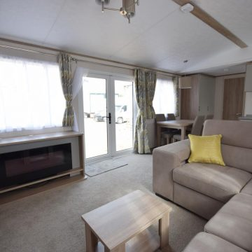 New Carnaby Oakdale Mobile Home Lounge