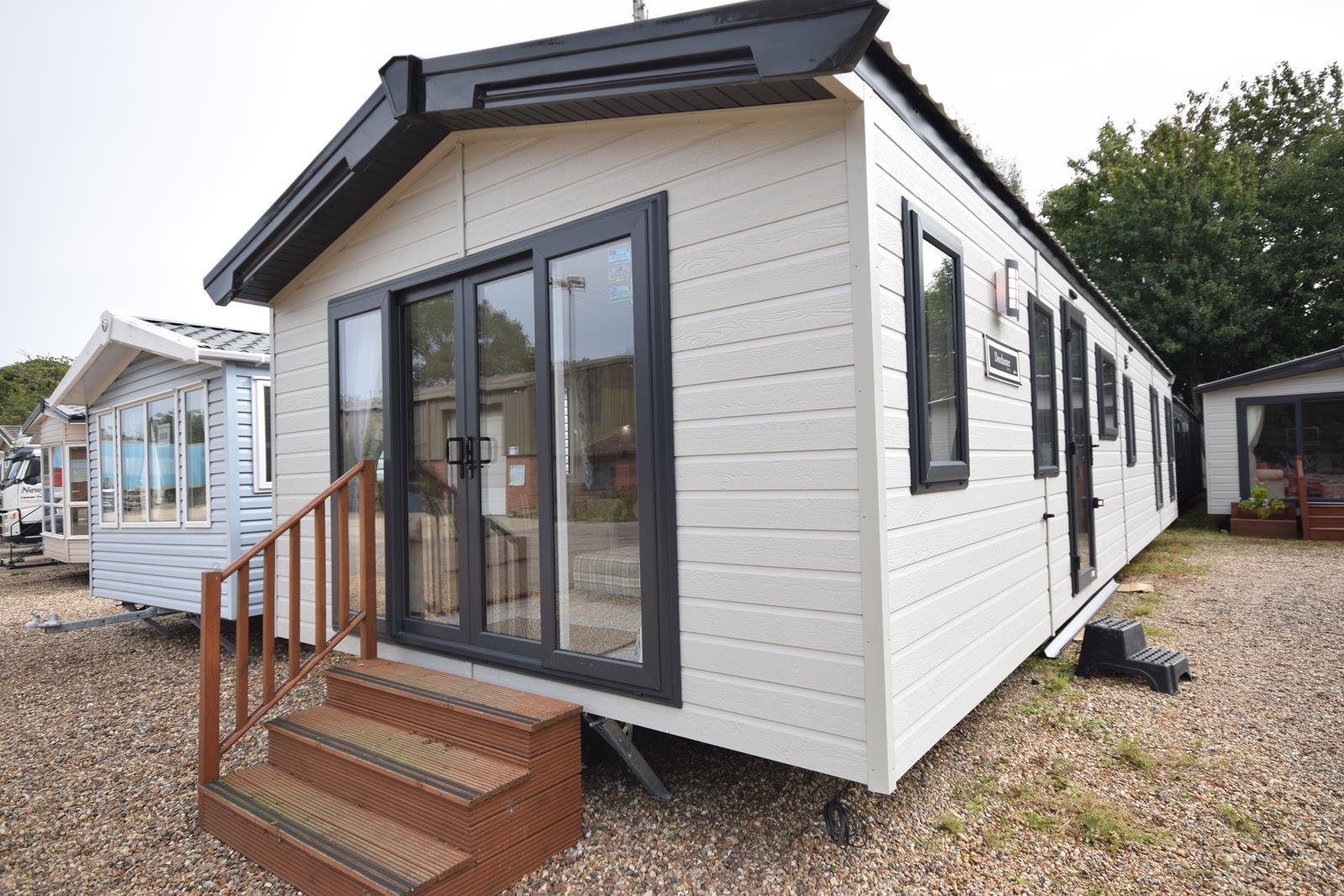 Willerby Dorchester Residential Log Cabin Exterior