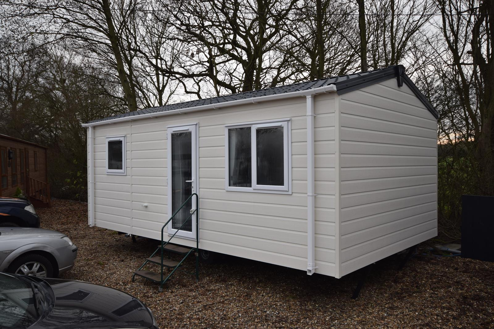 Sunrise Amenity Lodge Mobile Office Cabin
